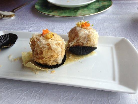 โรงแรม เชอราตันอิมพีเรียล กัวลาลัมเปอร์: Delicious dim sum