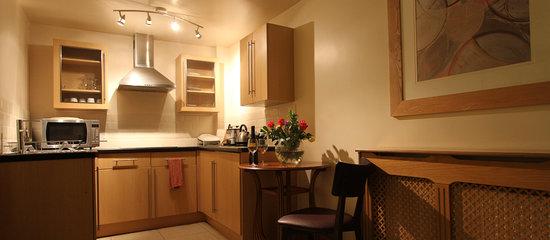 Thameside Hotel: Apartment