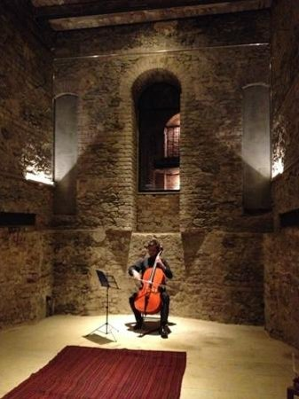 Adahan Istanbul: an old cistern for recitals