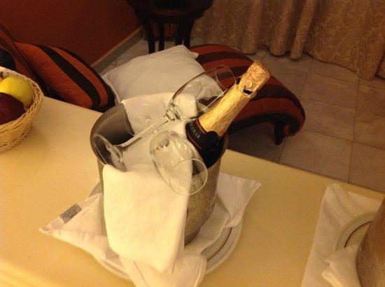 Iberostar Grand Hotel Paraiso: nuestra noche de bodas