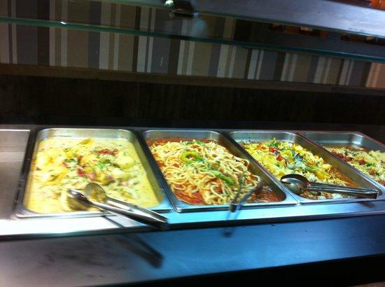 Muerde La Pasta Splau: Variedad de pastas y ensaladas
