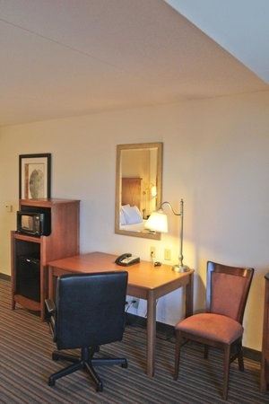 Hampton Inn Hampton-Newport News: Guest Rooms