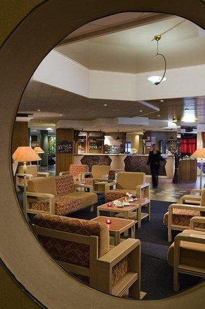 Hôtel Villa Marlioz : Bar/Lounge