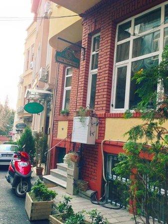 Hotel Tulip House: Tulip house hotel♥