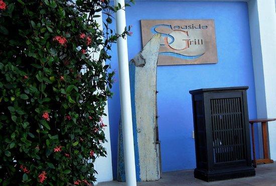 Hyatt Ziva Puerto Vallarta:                   SEASIDE GRILL