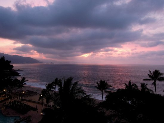 Hyatt Ziva Puerto Vallarta:                   SUNSET
