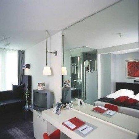 WestCord Art Hotel Amsterdam: Guestroom
