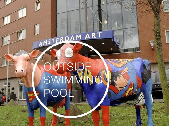 WestCord Art Hotel Amsterdam: Exterior View