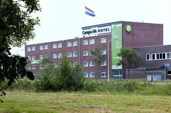 Campanile Breda Hotel : Exterior View