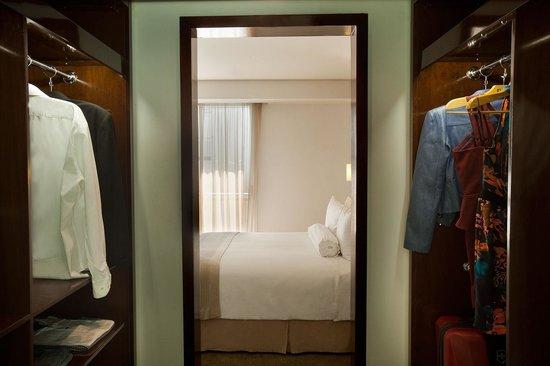 Etoile Hotels Itaim: Closet