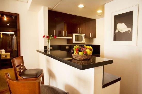 Etoile Hotels Itaim: Kitchen