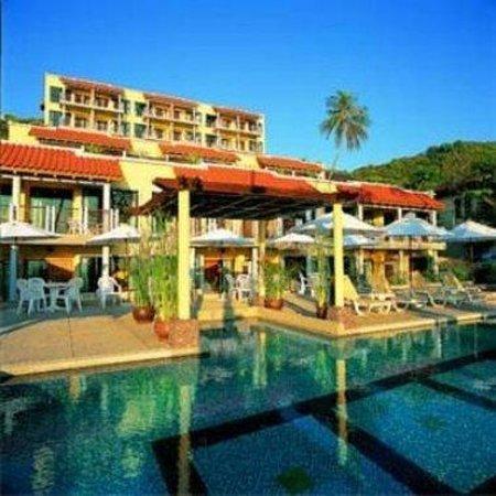 海邊旅館照片