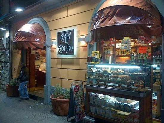 Gran Caffe Ciorfito: ingresso 2
