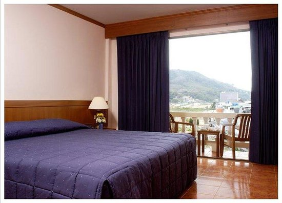 Inn Patong Beach Hotel Phuket: Superior Room