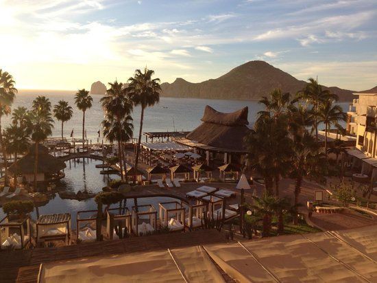 ME Cabo: The view we had every morning