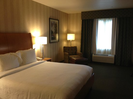 Hilton Garden Inn Bend: Bed2
