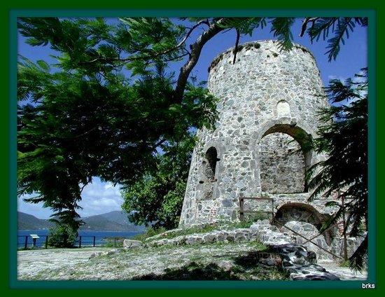 Tropic Tours: St John Sugar Mill Plantation