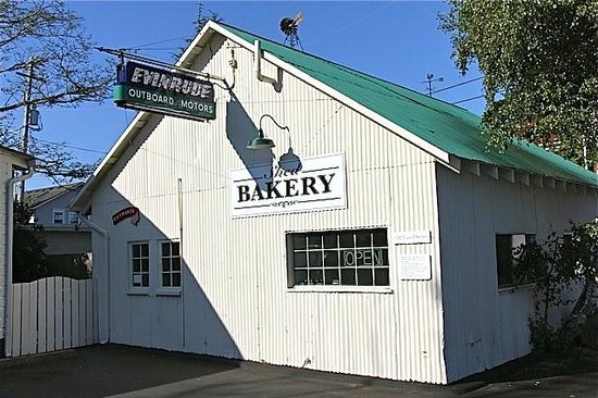 The Shed Bakery - Florence Oregon
