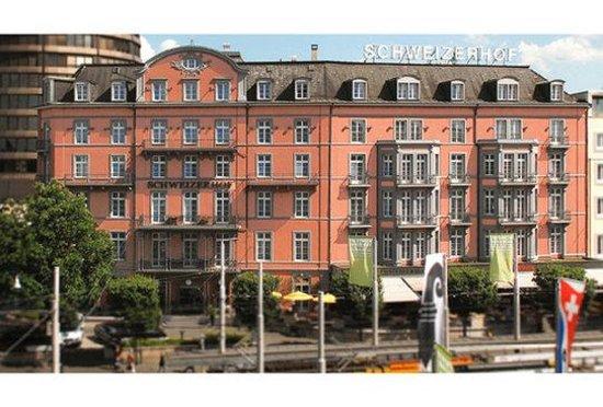 Photo of Schweizerhof Basel Hotel