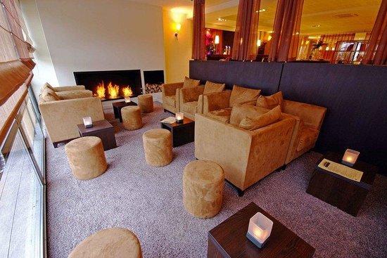Residence La Reserve: Bar/Lounge