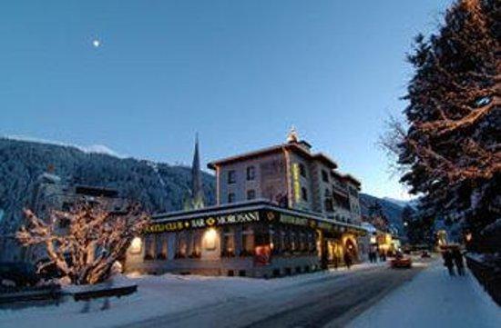 Morosani Posthotel Davos : Exterior
