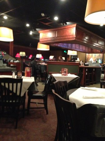 Ruby Tuesday Restaurant: Nice and easy