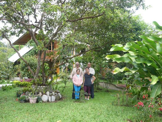 Ananaw Hostel:                   garden view
