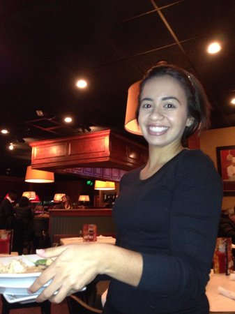 Ruby Tuesday Restaurant: Friendly service
