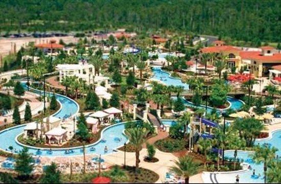 Holiday Inn Club Vacations At Orange Lake Resort: Sky view