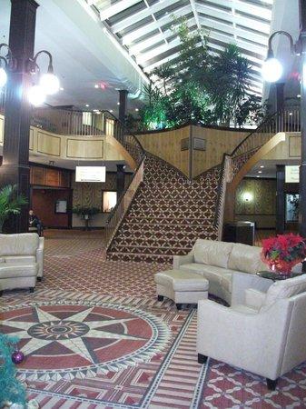 Hotel Rimouski: Le Hall d'entrée principale