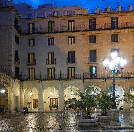 Eurostars Mediterranea Plaza Alicante: Hotel