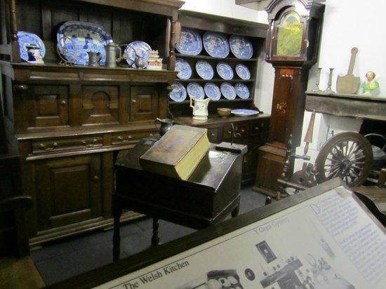 Llandudno Museum : Welsh kitchen