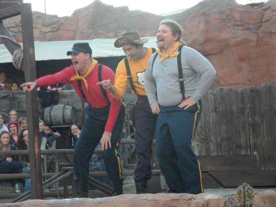 Knott's Soak City U.S.A.: Wild West Show