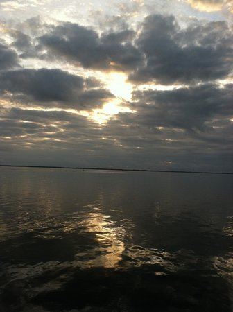 Manatee Hammock Campground: Sunrise