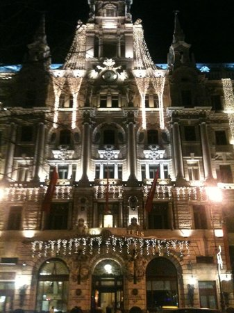 Boscolo Budapest, Autograph Collection: hotel facade