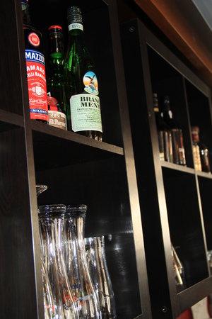 Hotel-Restaurant du Stand: Café/Bar