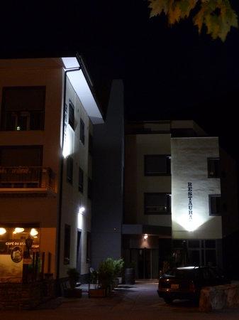 Hotel-Restaurant du Stand: Hotel night