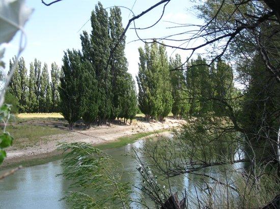 Posada Los Mimbres: Río Chubut