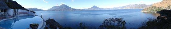 Tzampoc Resort: Lake View