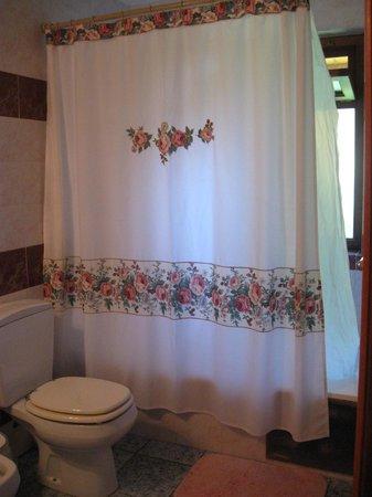 Posada Los Mimbres: Casa Nueva. Baño