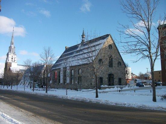 Le musée de Rimouski