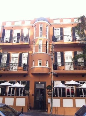 The Hotel Montefiore