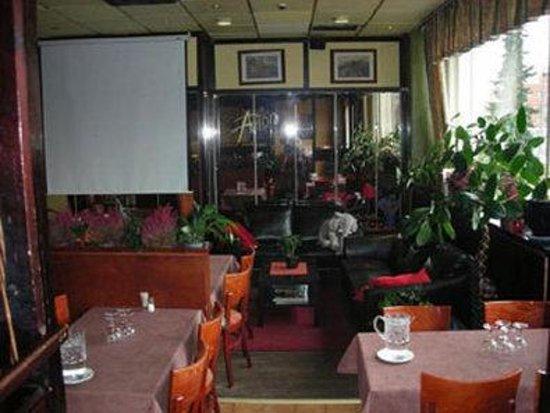 Hotel Avion: restaurant