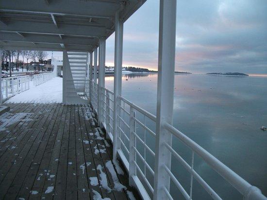 Bureau d'Information Touristique de Rimouski : Paysage bucolique, le marais salé