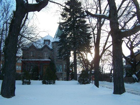 Bureau d'Information Touristique de Rimouski : rue St-Germain Ouest, de belles demeures