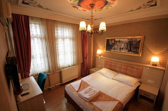 Tashkonak Hotel: Double Room