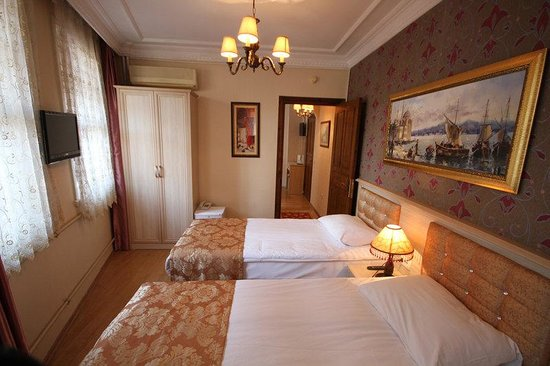 Tashkonak Hotel: Family Room