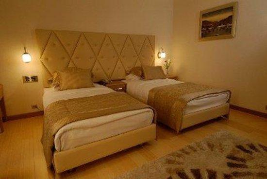 Mega Residence Hotel Istanbul: Standard Twin Room