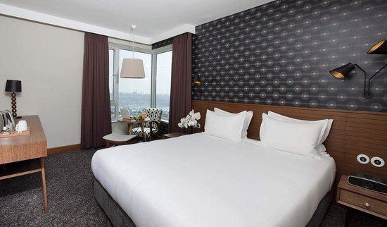 The Marmara Pera Hotel: Bosphorus