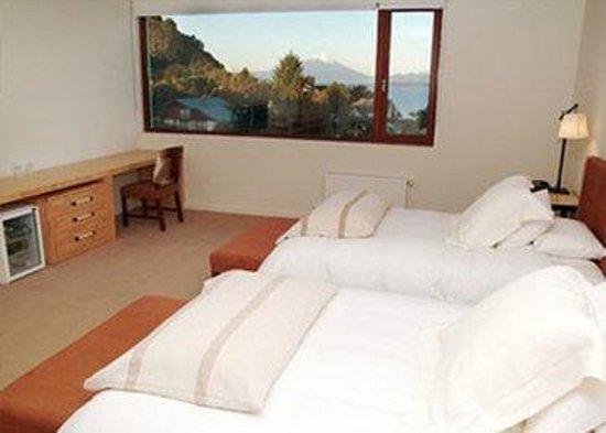 Hotel Patagonico: Habitación Superior Twin